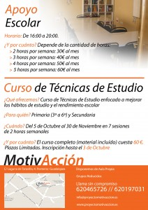 cartel_apoyoescolar_curso_tecnicas_septiembre2012