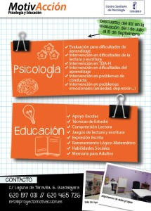 Folleto Motivaccion 2015
