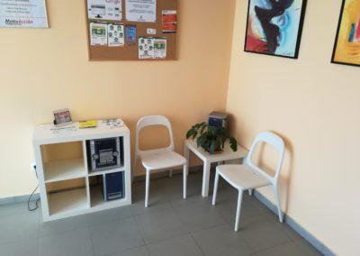 Sala de Espera - Motivacción