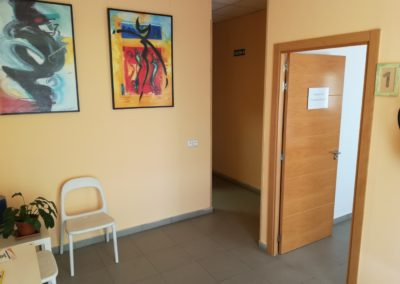 Motivacción Instalaciones - Sala de Espera