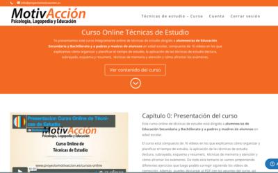 Curso online de Técnicas de estudio